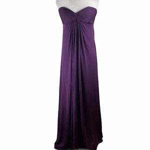 Pea in the Pod Strapless Maternity Dress Sz 8